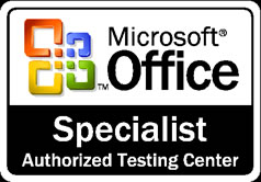 microsoft office specialist mos certification