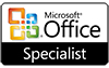 Microsoft Office Specialist (MOS) Certificate