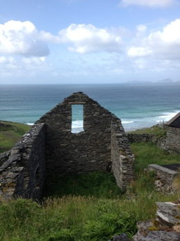Famine House, Kerry, Ireland