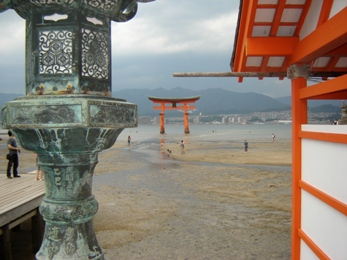Low Tide, Miyajima, Japan