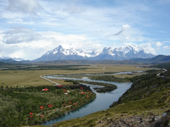 Torres del Paine National Park - Chile