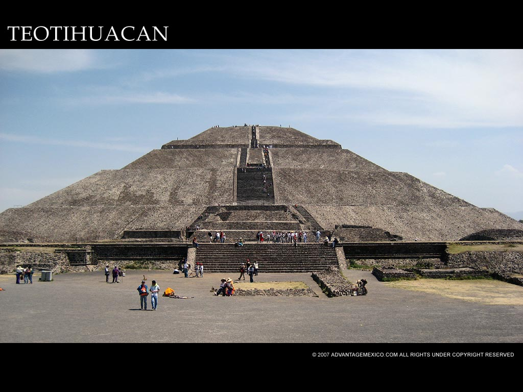 This is TEOTIHUACAN