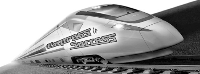 Express to Success train
