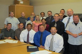 Criminal Justice Department faculty