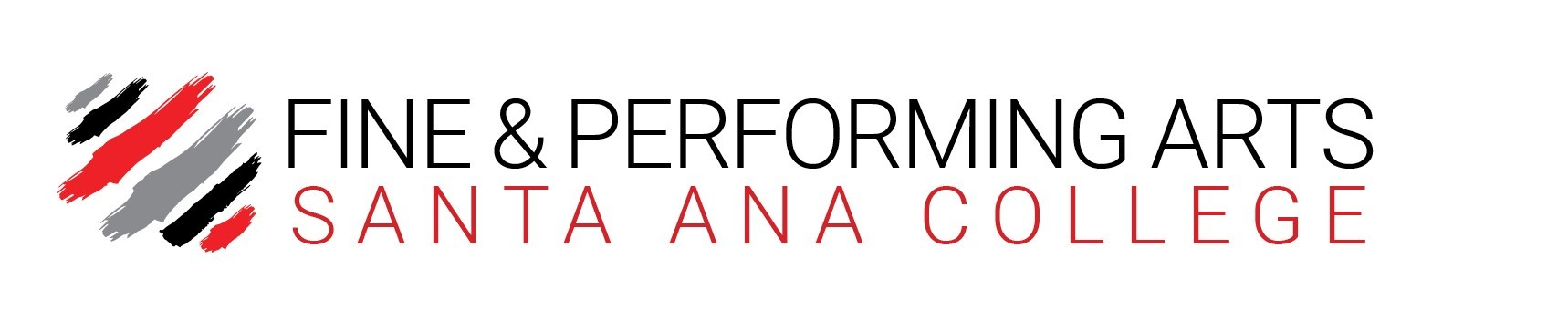 Fine and Performing Arts Banner