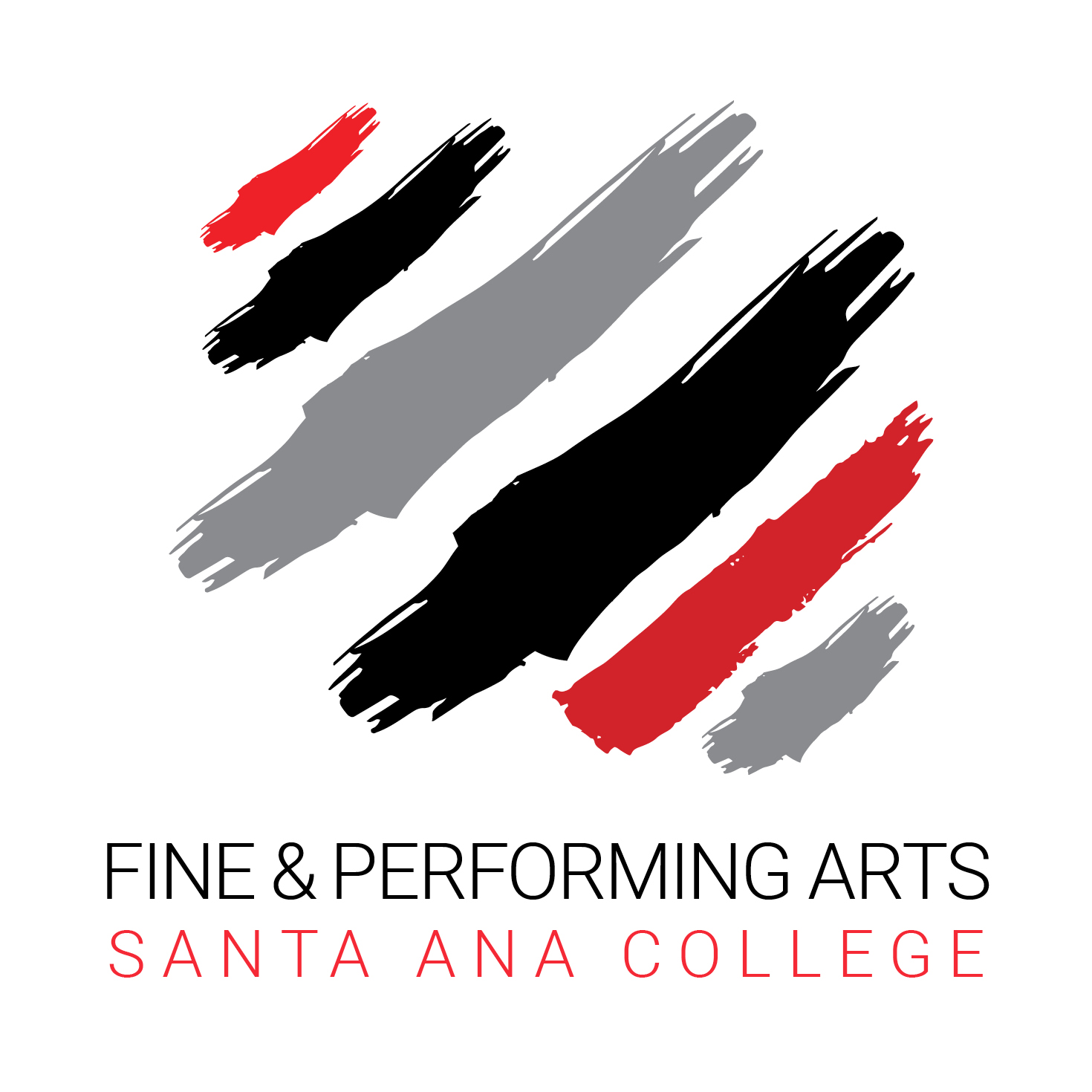 Fine and Performing Arts Square Logo