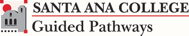 Santa Ana College Guided Pathways logo