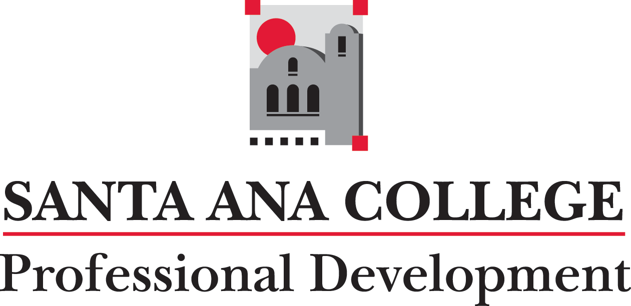Santa Ana College Professional Development