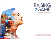 Raise the Game | A Campaign for Santa Ana College icon