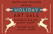Art Sale - November 24 and November 25