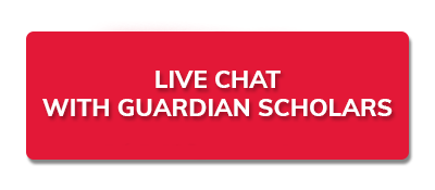 New tab to live chat with guardian scholars