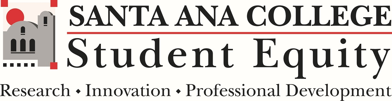 Santa Ana College Student Equity Logo