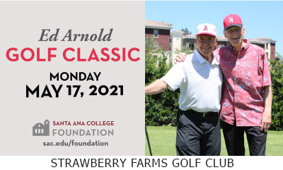 Ed Arnold Golf Classic Save-the-Date | May 3, 2021