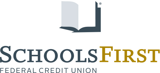 Schools First Federal Credit Union Logo