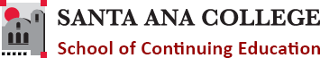 Santa Ana College - School of Continuing Education